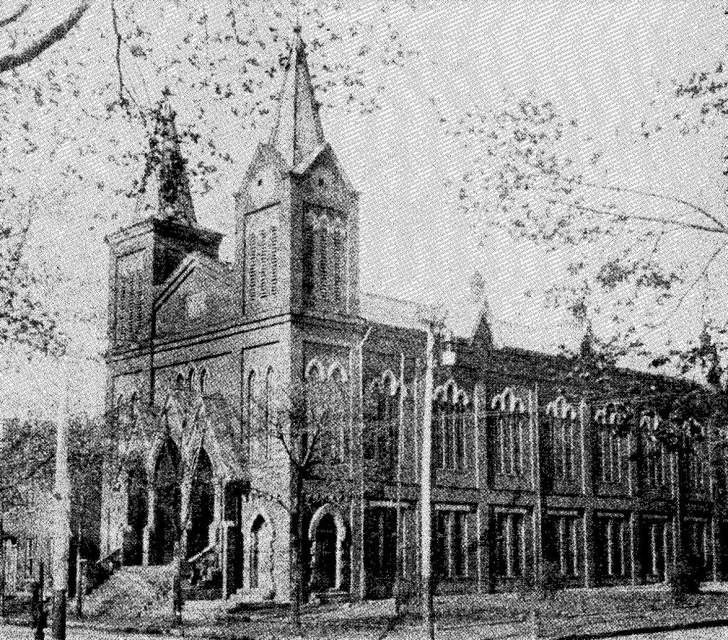 St. Peter Church, 1908