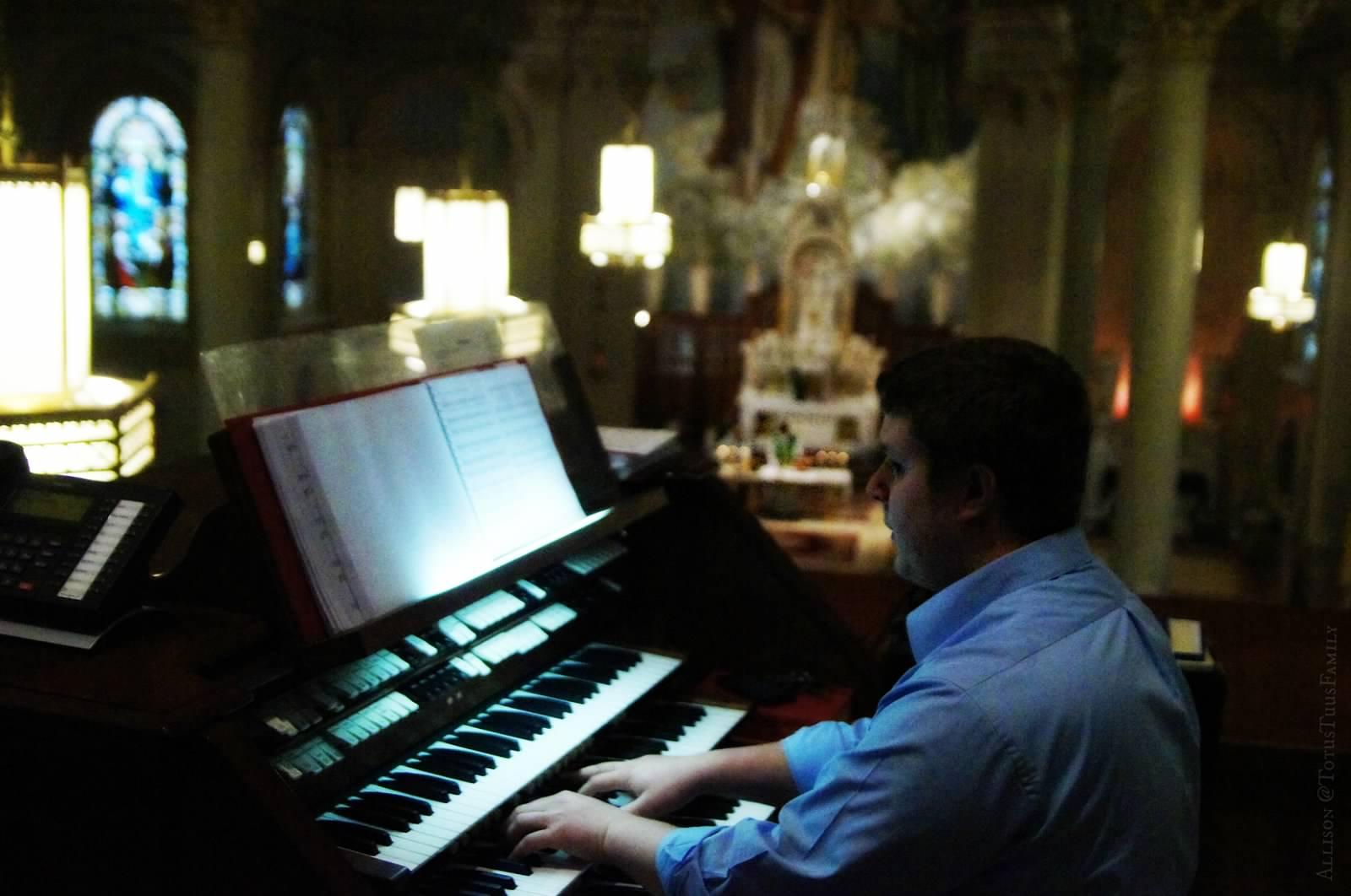 Church Choir - St. Peter Catholic Church